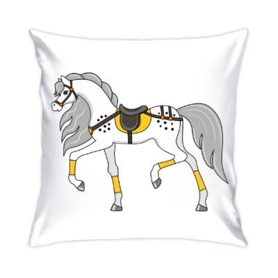 Подушка Beautiful horse