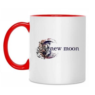 Кружка New moon