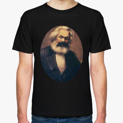 Футболка Карл Маркс / Karl Marx