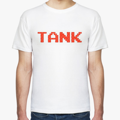 Футболка  футболка Танк