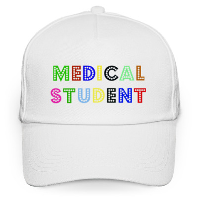 Кепка бейсболка for Medical Students