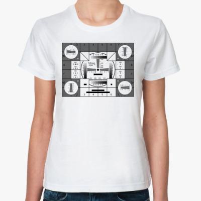 Классическая футболка ТИТ-0249