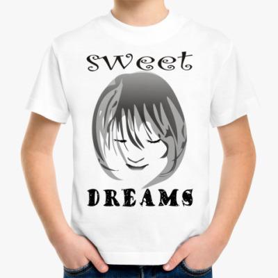 Детская футболка Sweet Dreams