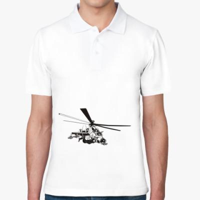 Рубашка поло Вертолет