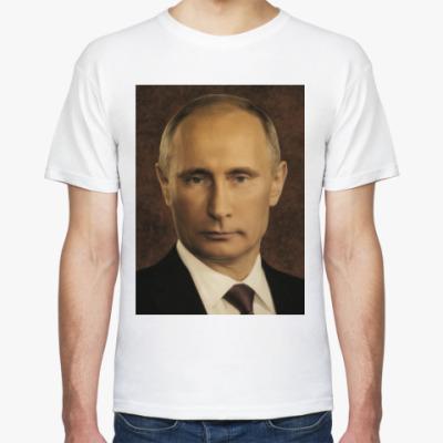 Футболка Путин-Россия
