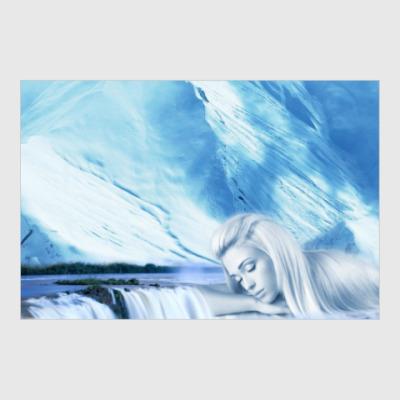 Постер Душа водопада