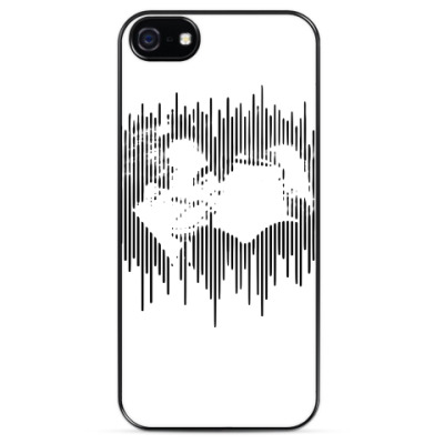 Чехол для iPhone  Братский поцелуй