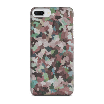 Чехол для iPhone 7 Plus Кристаллики