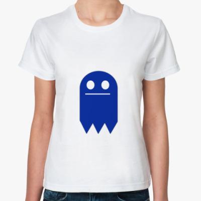 Классическая футболка  'Monster'
