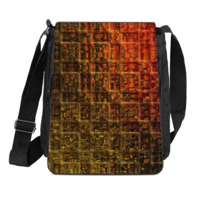 Сумка-планшет Текстура