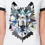 Волк Вектор