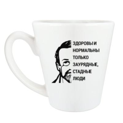 Чашка Латте Чехов о здоровье