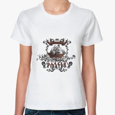 Классическая футболка Lost Pirates