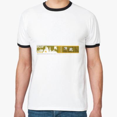 Футболка Ringer-T Urban