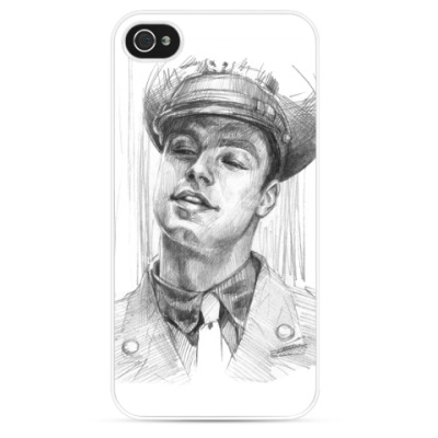 Чехол для iPhone Bucky Barnes