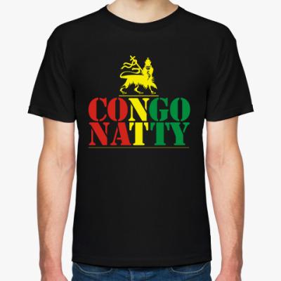 Футболка CONGO NATTY aka REBEL MC (UK)
