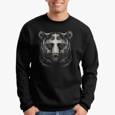 Свитшот Медведь