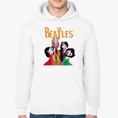 Толстовка худи  Битлз, Beatles