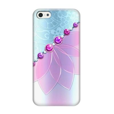 Чехол для iPhone 5/5s цветная рапсодия