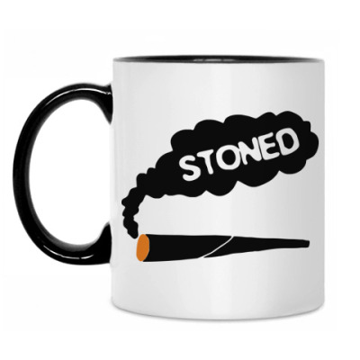 Кружка stoned