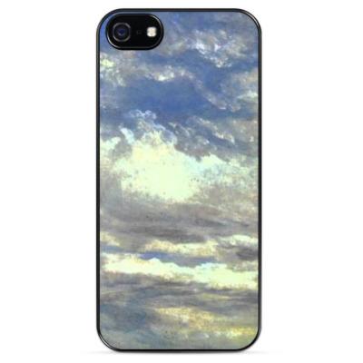 Чехол для iPhone Clouds by John Constable