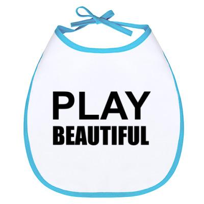 Слюнявчик Play Beautiful