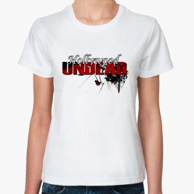 Классическая футболка Hollywood Undead