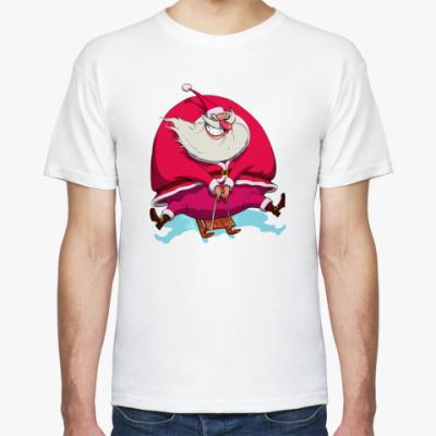Футболка Злой Санта