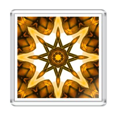 Магнит Золотая звезда