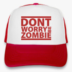 'Dont worry be zombie'