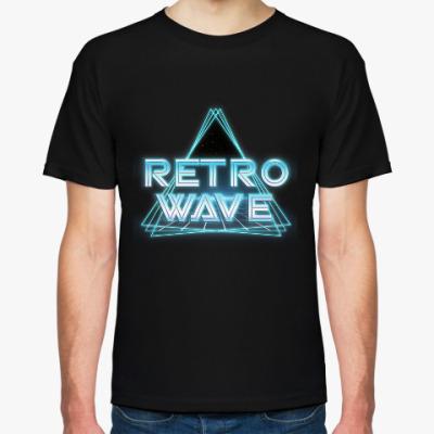 Футболка Neon Retrowave