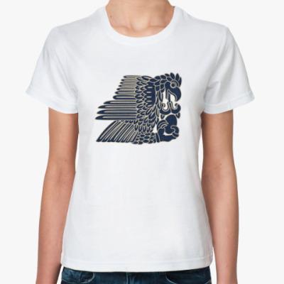 Классическая футболка Орел