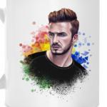 David Beckham Football Дэвид Бекхэм