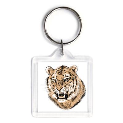 Брелок Тигр