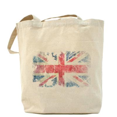 Сумка British flag