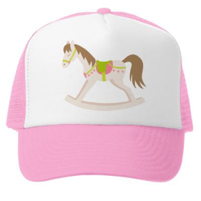 Кепка-тракер Rocking horse/ Лошадка-качалка