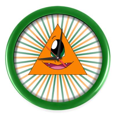 Настенные часы Покемон-масон Чармандер