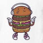 Двойной музыкальный бургер