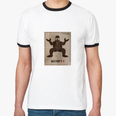 Футболка Ringer-T Зойдберг
