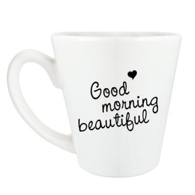 Чашка Латте 'Beautiful'