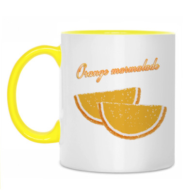 Кружка Orange marmalade