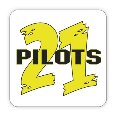 Костер (подставка под кружку) 21 Pilots
