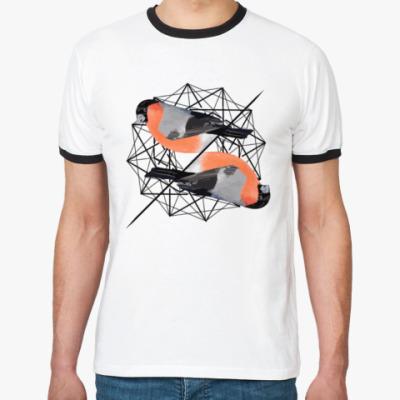 Футболка Ringer-T Синички