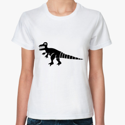 Классическая футболка Дракон Фред