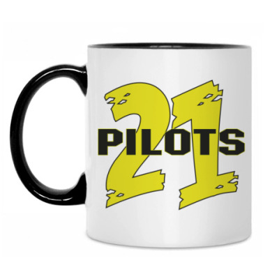 Кружка 21 Pilots