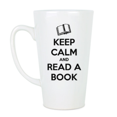 Чашка Латте Read a book