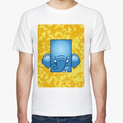 Футболка Wild Animal Elefant