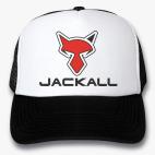 Кепка Trucker (черная) Jackall