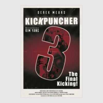 Постер Kickpuncher 3: The Final Kicking
