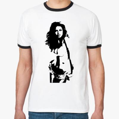 Футболка Ringer-T GIRL